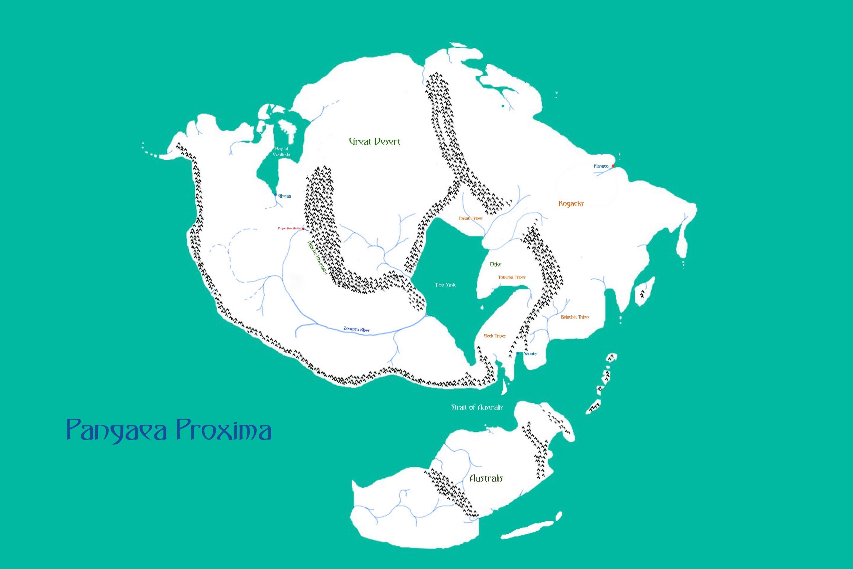 Pangaea Proxima